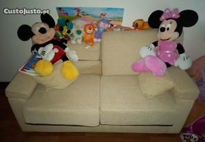 Sofa cama 2 lugares