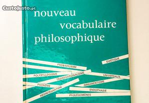 Nouveau Vocabulaire Philosophique