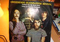 Disco Single Creedence Clearwater Revival Usado