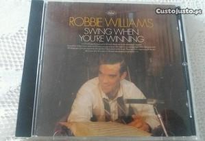 C d Robbie Williams swing when youre winning novo