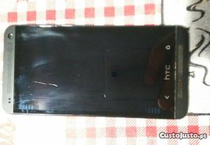 HTC One m7 pra peças