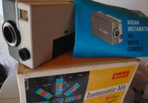 Câmara Video Kodak Instamatic M4