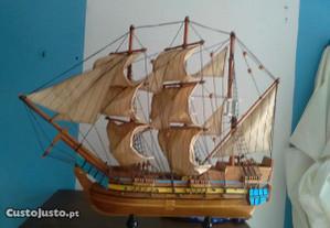 Barco para colecionadores