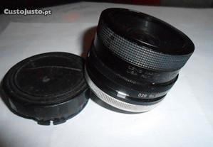Objectiva Grande Angular da marca Canon 49 mm