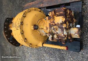 Motor Giro Komatsu PC400LC-3