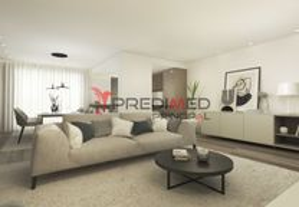 Apartamento t4 - novo bloco