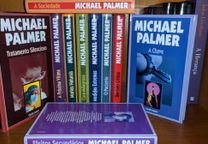 Michael Palmer, James Rollins, Brad Thor