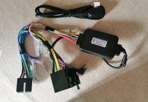 Interface comandos volante/Rádio AlfaRomeo