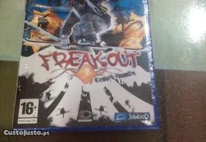 Freak Out Extreme Freeride PS2 Novo