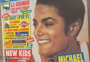 Salut Música Michael Jachson - Le Choc -1991