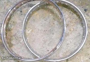 Aros originais roda 17 zundapp