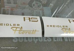 Autocolantes para Kreidler Florett RS