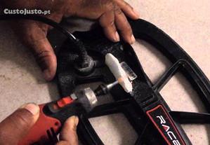 conserto,detectores de metais