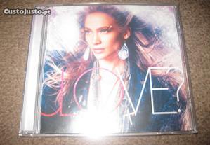 CD da Jennifer Lopez