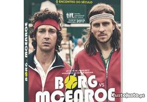 Borg vs. McEnroe (2017) Janus Metz Novo