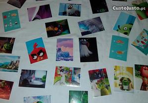 Cromos Angry Birds 2 - Colecção Continente