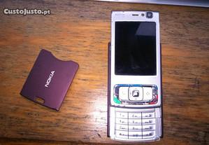 Nokia n95 pra peças