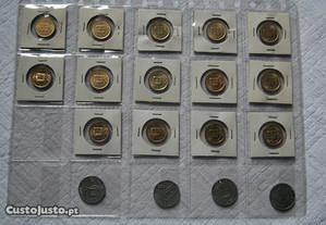 Numismática 18 Moedas