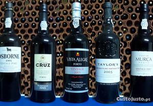 Portos 1952 + 1995 + 1999 + 2003 + 2005 +2007+2009