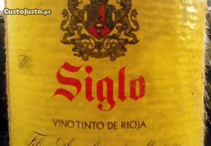 Vinho Rioja Siglo 1981