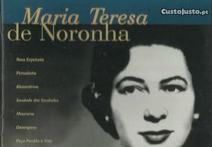 Maria Teresa de Noronha - Biografias do Fado