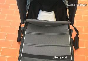 Carrinho bebé trio Jane Epic