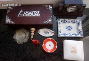 Linda caixa em porcelana da Vista Alegre