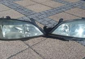 Ópticas Opel Astra G