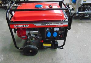 Gerador Launetop Monofasico 6.5KW a Gasolina com