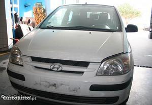 Hyundai Getz 1.1 3 Portas 2003 - PARA PEÇAS