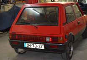 Innocenti DeTommaso Turbo - 85