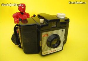 Máquina Fotográfica Vintage Kodak Brownie Cresta