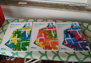 Livro Escolar Matemática A 11º Porto Editora