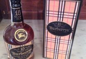 Whisky Burberry's 15 anos - 43º