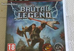 Jogo Brutal Legends PS3