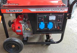 Gerador Launetop a gasolina 3.8Kw mono e tri