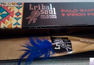 Incenso Tribal Soul Pau Santo e Pinho