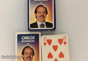 Baralho de cartas