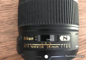 Nikon N 28mm f/1.8 G