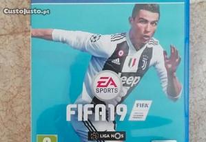 Jogo PS4 - PlayStation 4 - FIFA 19