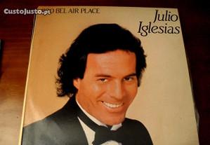 Julio Iglesias - 1100 bel air place - lp vinil