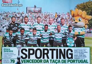 Poster Sporting - Época 2018 / 2019