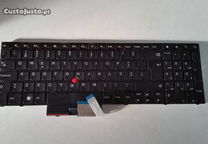 Teclado novo Lenovo E520 E520S E525
