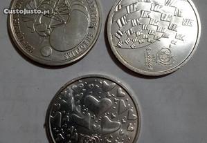 Moedas de 8 Euro Colecionáveis