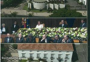DVD sobre a Assembleia Legislativa da Madeira