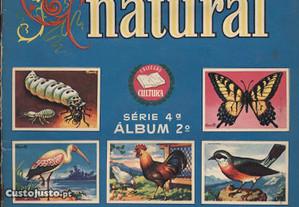 Colecção de cromos: História Natural