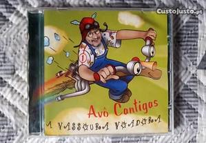 [CD] Avô Cantigas A Vassoura Voadora