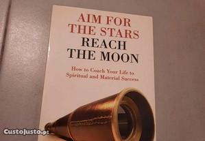 Aim For The Stars reach The Moon (portes grátis)