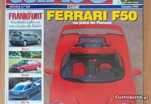 Revista Turbo N.º 169 de Outubro/95