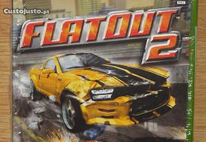 Xbox: Flatout 2 Selado